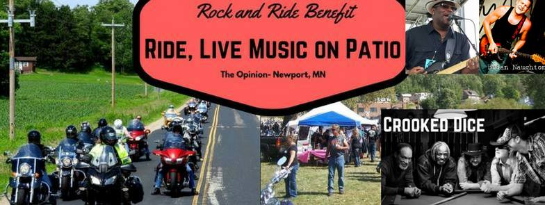 Rock and Ride Benefit 2017 - Opinion Brewing Company - Newport, MN - 6/11/2017