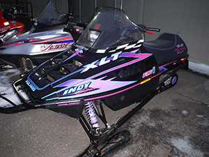 1995 Polaris Indy SP 600 XLT